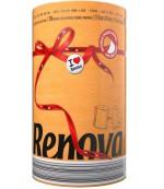 Renova бумажные полотенца Orange, 1 рулон, 2 слоя, 120 отрывов в рулоне (20893)