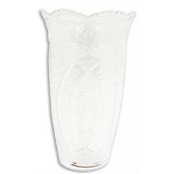 Ваза пластмассовая, 1 литр, 20см высота (30329)