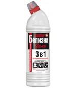 Sanfor Белизна Гель чистящее средство 3в1, 1000г (07486)