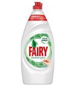 Fairy моющее средство для посуды, Нежные Руки, Чайное Дерево и Мята, 900мл (17079)
