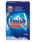 Finish специальная соль для посудомоечных машин, 1,5кг (82736)