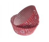 Одноразовые бумажные формочки для кексов, 5,5см, 100шт (00197)