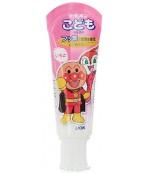 Lion детская зубная паста, Клубника, 40г (95301)