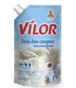 Vilor гель для стирки детского белья, Нейтральный Аромат, 1000г (08261)
