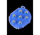 Массажер ручной с металлическими шариками, 1шт (01903)