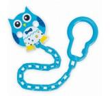 Flower Baby цепочка для пустышки, синий, 1шт (20267)
