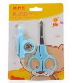 Детский маникюрный набор, ножницы, щипчики, 2шт (20421)
