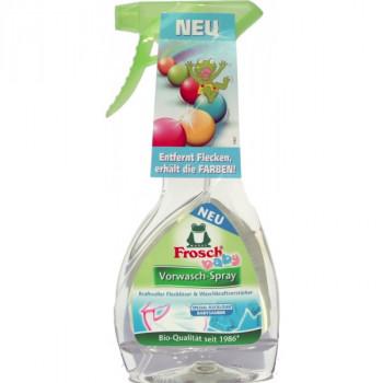 Frosch Baby Vorwasch-spray cпрей от пятен для детской одежды, 300мл (15222)