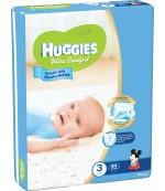Huggies ultra comfort гига #3 подгузники 5-9 кг, для мальчиков, 94шт (43659)
