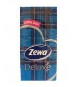 ZEWA deluxe платки носовые 10шт, 3-х слойные (43716)