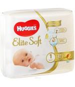 Huggies new born  #1 подгузники, 2-5 кг, 27шт (45479)