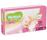 Huggies ultra comfort гига #4 подгузники 8-14 кг, для девочек, 66шт (43628)