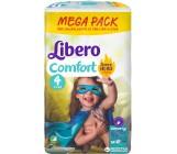 Libero comfort #4 подгузники, 7-11 кг, 84шт (90633)