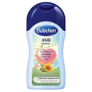 Bubchen детское молочко, с маслом Каритэ и Подсолнечника, 200мл (81157)
