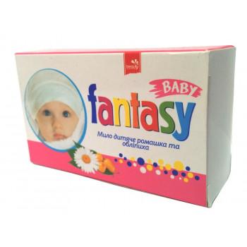 Fantasy детское мыло, ромашка и облепиха, 70гр (52294)