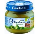 Gerber пюре, брокколи, с 4 месяцев, 80гр (78433)