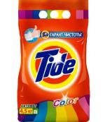 Tide Сolor стиральный порошок автомат, для цветного белья, 4.5кг (38437)(71434)