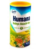 Humana детский чай, желудочный, 200гр с 4+ месяцев (30411)