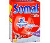Somat соль для посудомоечных машин, защита от известкового налета, 1,5 кг (47293)