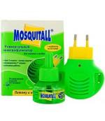 Mosquitall комплект (электрофумигатор + жидкость от комаров) 45 ночей защиты (02672)