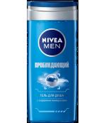 Nivea men гель для душа (пробуждающий) 250мл (01175)