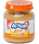 Агуша пюре фруктовое (фруктовое ассорти) 115 гр (23583)