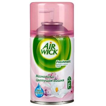 Air Wick сменный баллон Золотые Сезоны, магнолия и цветущая вишня, 250мл (02177)