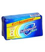 Safeguard мыло, ромашка, 5шт*75гр (08544)