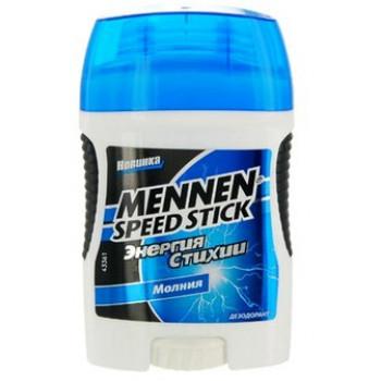 Mennen Speed Stick дезодорант-антиперспирант для мужчин, Энергия стихии, 50гр (02372)