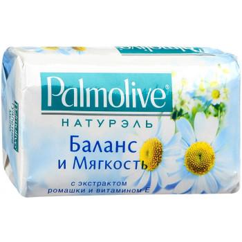 Palmolive туалетное мыло, баланс и мягкость, 90гр (32742)