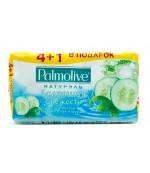 Palmolive туалетное мыло, бодрящая свежесть, 5шт*70гр (34555)