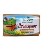Весна туалетное мыло Дегтярное, 90гр (00426)