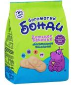 Бонди детское печенье, обогащенное кальцием, c 5 месяцев 200гр (02455)