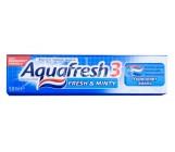 Aquafresh зубная паста Освежающе-мятная, 100мл (62407)