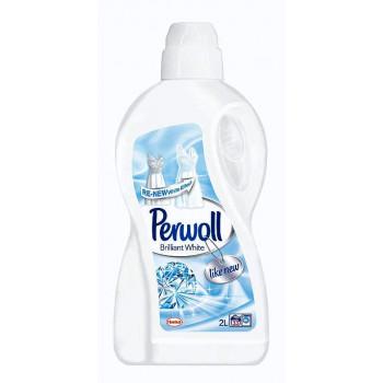 Perwoll средство для стирки белого белья, 1л (79626)