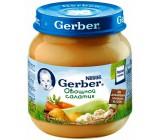 Gerber пюре, овощной салатик, с 5 месяцев, 130гр (21954)