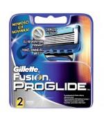 Gillette Fusion Proglide сменные кассеты, 2шт (85897)