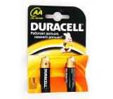 Duracell батарейки пальчиковые АА 2шт (58163)