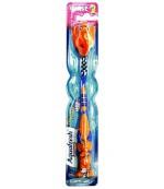 Aquafresh детская зубная щетка, 3-5 лет, 1шт (01209)