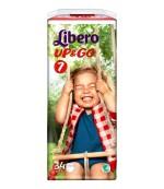 Libero Up&Go трусики #7, 16-26 кг, 34шт (76049)