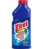 Tiret гель для удаления засоров в канализационных трубах 500мл (00415)