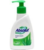 Absolut жидкое мыло, Алоэ, 250гр (07418)
