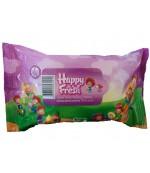 Compact happy fresh салфетки влажные для детей, 72шт (32420)