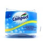 Compact  губка для тела с массажным слоем (15см-10см-4,5см) 1шт (31133)