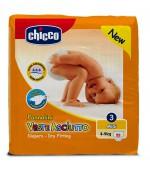 Chicco Veste Asciutto Midi подгузники #3, 4-9кг, 21шт 39022 (11711)