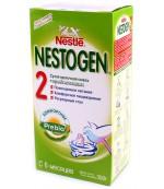 Nestogen сухая молочная смесь с пребиотиками, #2, c 6-12 месяцев, 350гр (83030)