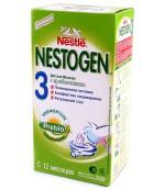 Nestogen сухая молочная смесь с пребиотиками, #3, c 12-18 месяцев, 350гр (44141)