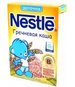 Nestle каша молочная (гречневая) 4 месяцев 220 гр (31085)