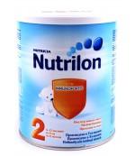 Nutrilon Pronutra+ молочная смесь #2 с 6-12 месяцев, 400гр (02353)