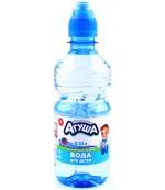 Агуша вода для детей 0.33 л 0+ месяцев (02640)